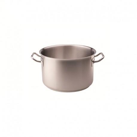 casserole faitout inox 32 cm