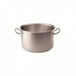 casserole faitout inox 36 cm