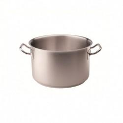 casserole faitout inox 40 cm