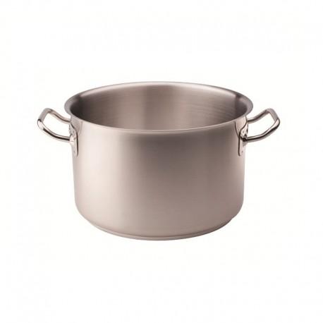 casserole faitout inox 45 cm
