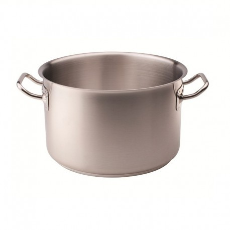 casserole faitout inox 50 cm