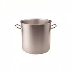 casserole haute inox 45 cm